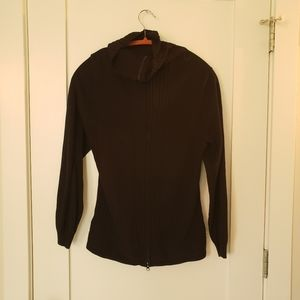 Lane Bryant zip up